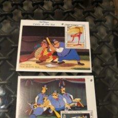 Sellos - Sellos Walt Disney Gambia - 160302437