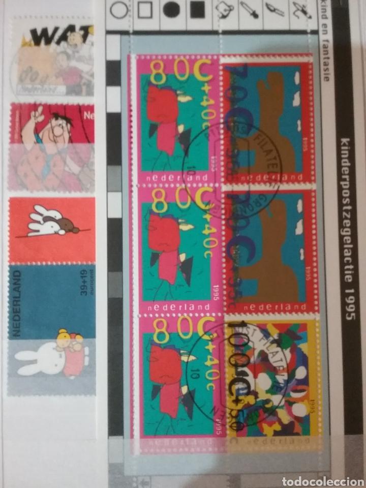 Sellos: MINI-Clasificador Infancia/Mismo precio; con o sin MINI-clasificador/hb+sellos/Cuentos/historietas/2 - Foto 2 - 160724694