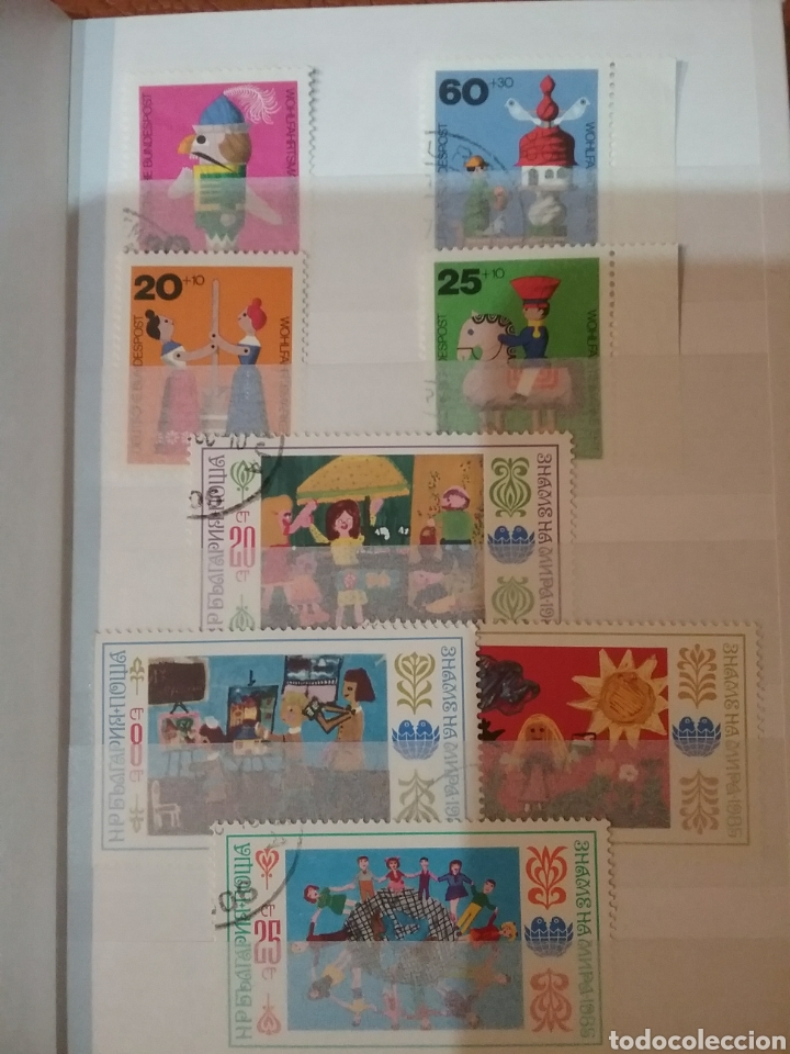 Sellos: MINI-Clasificador Infancia/Mismo precio; con o sin MINI-clasificador/hb+sellos/Cuentos/historietas/2 - Foto 4 - 160724694