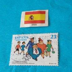 Sellos: ESPAÑA COMICS C. Lote 213097125