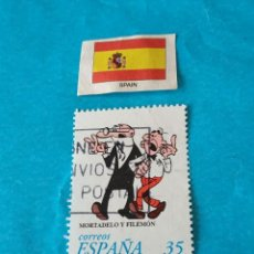 Francobolli: ESPAÑA COMICS D. Lote 213097281