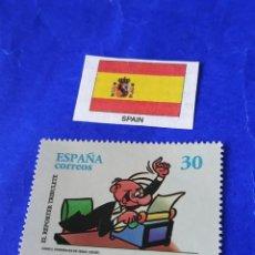 Francobolli: ESPAÑA COMICS (REPRODUCCIÓN) 1. Lote 213097637
