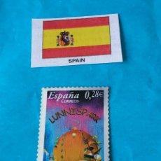 Sellos: ESPAÑA LUNNIS A. Lote 213168155