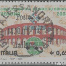Sellos: LOTE (19) SELLO ITALIA. Lote 221867507