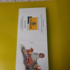 Sellos: MUSEOS DEL JUGUETE ESPAÑA CARNETS SERIE COMPLETA NUEVA O USADA EDIFIL 4199/202 2006. Lote 222860400