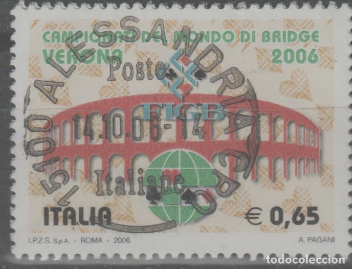 LOTE (19) SELLO ITALIA (Sellos - Temáticas - Infantil)