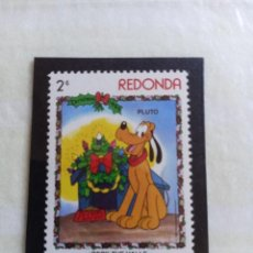 Timbres: SELLOS WAL DISNEY- REDONDA. Lote 266288008