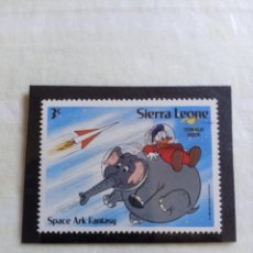 Timbres: SELLOS WAL DISNEY- SIERRA LEONE. Lote 266288188