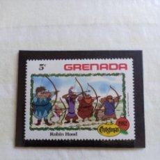 Timbres: SELLOS WAL DISNEY- GRENADA. Lote 266288543