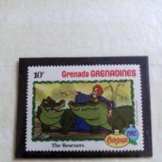 Timbres: SELLOS WAL DISNEY- GRENADA GRENADINES. Lote 266288853
