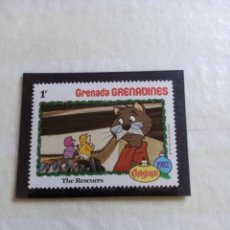 Timbres: SELLOS WAL DISNEY- GRENADA GRENADINES. Lote 266288993