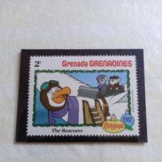 Timbres: SELLOS WAL DISNEY- GRENADA GRENADINES. Lote 266289063