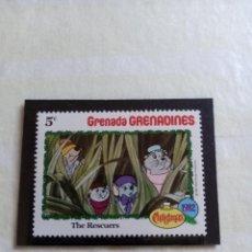 Timbres: SELLOS WAL DISNEY- GRENADA GRENADINES. Lote 266289103