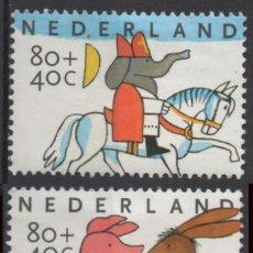 Selos: HOLANDA 1998 NIÑOS COMPLETA USADOS * LEER DESCRIPCION. Lote 273196038