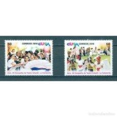 """Sellos: ⚡ DISCOUNT CUBA 2010 THE 20TH ANNIVERSARY OF CHILDREN'S THEATRE """"LA COLMENITA"""" MNH - CHILDRE. Lote 274710113"""