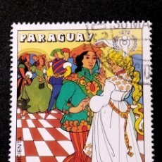 Timbres: SELLO DE PARAGUAY - INFANTIL -P 3. Lote 286881593