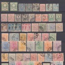 Sellos: SIAM , IRAN , LOTE DE SELLOS USADOS , . Lote 98492171