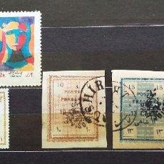 Sellos: IRAN - SELLOS USADOS, SIN CHARNELA. Lote 113594011