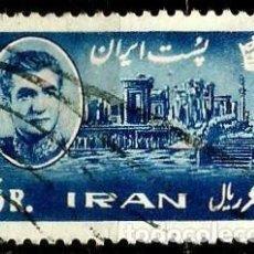 Sellos: IRAN SCOTT: 1216-(1962) (PALACIO DE DARÍO) USADO. Lote 146575574