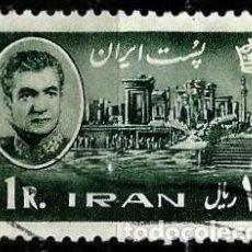 Sellos: IRAN SCOTT: 1219-(1962) (PALACIO DE DARÍO) USADO. Lote 146575742
