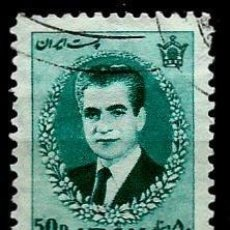 Sellos: IRAN SCOTT: 1375-(1966) (MOHAMMAD REZA SHAH PAHLAVI) USADO. Lote 146576362
