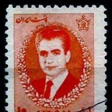 Sellos: IRAN SCOTT: 1376-(1966) (MOHAMMAD REZA SHAH PAHLAVI) USADO. Lote 146576498