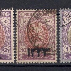 Sellos: IRAN 1915 USADO - 8/25. Lote 146764670