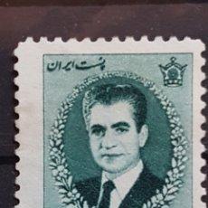 Sellos: IRAN_SELLO USADO_SHAH PAHLAVI RUINAS PERSEPOLIS 5_YT-IR 1154 AÑO 1966 LOTE 6651. Lote 194126862