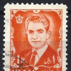 Sellos: IRÁN 1962 - SHA REZA PAHLAVÍ - SELLO USADO. Lote 207475360