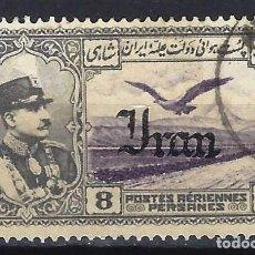 Sellos: IRÁN 1935 - SERIE DE 1930, SOBREIMPRESO IRAN - SELLO USADO. Lote 210624306