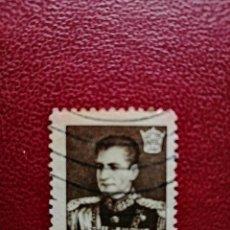 Sellos: IRÁN - VALOR FACIAL 2 R. - AÑO 1959 - SHA DE PERSIA, MOHAMMAD REZA - YV 947. Lote 221358928