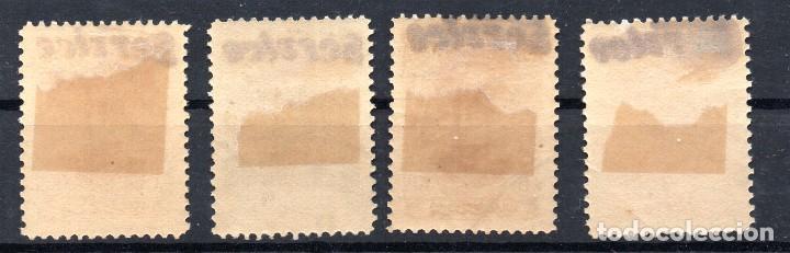 Sellos: IRAN/1902/USED/SC#O14-O17 / SOBRE IMPRESO - Foto 2 - 223982425