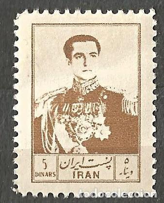 IRÁN/PERSIA - 1954 - REZA SHAH PAHLAVI - 1 VALOR - NUEVO (Sellos - Extranjero - Asia - Irán)