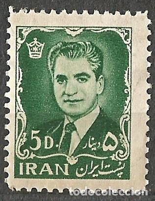 IRÁN/PERSIA - 1966 - REZA SHAH PAHLAVI - 1 VALOR - NUEVO (Sellos - Extranjero - Asia - Irán)