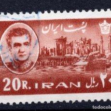 Selos: IRAN , 1962 , STAMP , , MICHEL 1138. Lote 262577575