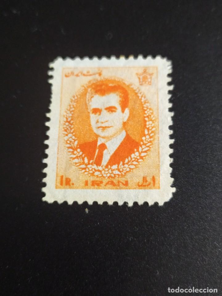 ## IRAN USADO 1962 SHA ## (Sellos - Extranjero - Asia - Irán)