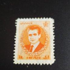 Sellos: ## IRAN USADO 1962 SHA ##. Lote 289013118