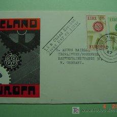 Sellos: 1925 IRLANDA IRELAND EIRE 1967 TEMA EUROPA SOBREDIA EMISION SPD MAS EN MI TIENDA COSAS&CURIOSAS. Lote 12275447