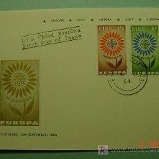 Sellos: 7520 IRLANDA IRELAND EIRE FDC EUROPA 1964 SOBRE PRIMER DIA EMISION MAS EN COSAS&CURIOSAS. Lote 10351034