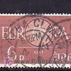 Sellos: IRLANDA 146 USADA, TEMA EUROPA, . Lote 9717265