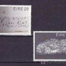 Sellos: IRLANDA 504/5 SIN CHARNELA, TEMA EUROPA 1983, GRANDES OBRAS DE LA HUMANIDAD, . Lote 11753385