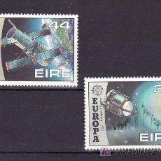 Sellos: IRLANDA 762/3 SIN CHARNELA, TEMA EUROPA 1991, EUROPA Y EL ESPACIO, . Lote 10572127