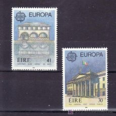 Sellos: IRLANDA 721/2 SIN CHARNELA, TEMA EUROPA 1990, EDIFICIOS DE CORREOS, . Lote 10572140