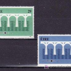 Sellos: IRLANDA 541/2 SIN CHARNELA, TEMA EUROPA 1984, 25º ANIVERSARIO CONFERENCIA EUROPEA, . Lote 11950273