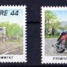 Sellos: IRLANDA AÑO 1996 MI 946/49*** CARRERAS DE MOTOS - MOTOCICLISMO - DEPORTES - TRANSPORTES. Lote 26931208