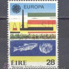 Sellos: IRLANDA- 1986- EUROPA- YVERT TELLIER 592. Lote 24678855