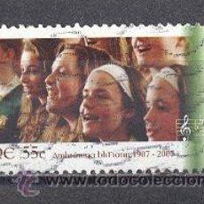 Sellos: IRLANDA, 2007- USADO. Lote 26304815