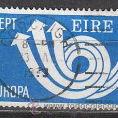 Sellos: IRLANDA IVERT 291, EUROPA 1973, USADO. Lote 27942294