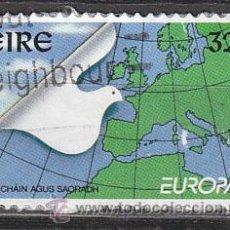 Sellos: IRLANDA IVERT 896, EUROPA 1995, USADO. Lote 27942331