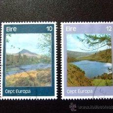Sellos: IRLANDA 1977 YVERT & TELLIER Nº 363 / 364 º. Lote 36055070